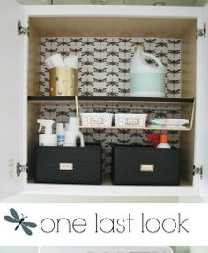 73UHeart Organizing: A Laundry Cupboard to Covet