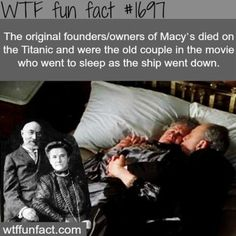 real people, movie facts, fun fact, true facts, titan