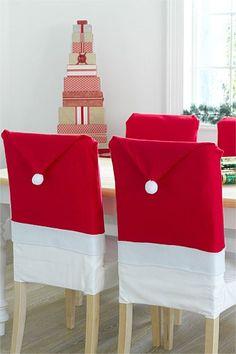 Christmas Chair Covers