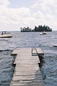 // dock