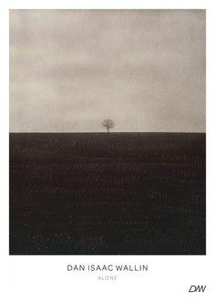 ALONE -POSTER - Photographs - ART