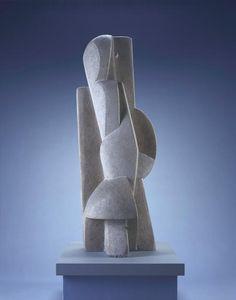 lipchitz - seated figure