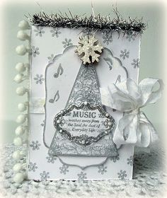 JustRIte Christmas Card designed by Melissa Bove