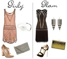 1920s fashion - inspiration for a couple of parties coming up :)