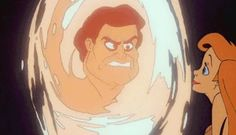 When Ariel loved Eric no matter what he looked like. | 27 Disney Cartoons Paused At Exactly The Right Moment