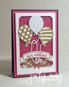 Stampin' Up! Balloon