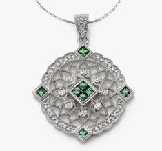 Aren't Moms lucky that Mother's Day comes in May? All the world's turning green and it's emerald's month. Jackpot!