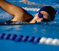 Beginning Swim Workout