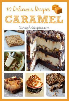 10+ Delicious Carame