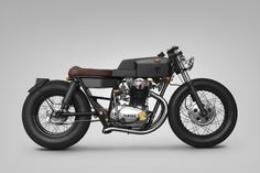 Yamaha XS650 (1968) transformed by Thrive