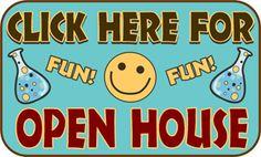 Simple Schooling Open House Portal