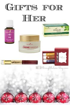 Young Living Gifts for Her
