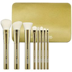 Faux Cashmere Brush Set by Sephora