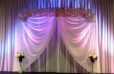 wedding arch for ceremony room