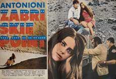 Posteritati: ZABRISKIE POINT 1970 Italian 19x27