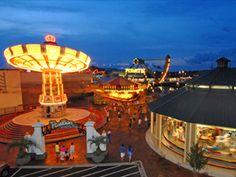 #MYRDreamvacation My son would love this park. Pavilion Nostalgia Park