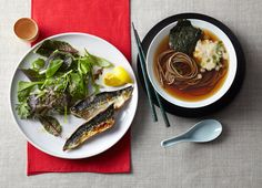 Japanese Soba, the Broth of Life