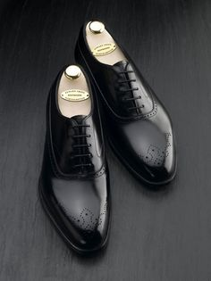 I want these shoes, Edward Green.