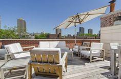 top patio, roof top