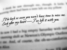 I don't care what you say about the books. That line makes my heart melt