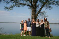 Look at that view! #Caz2014   *Photo taken by The Cazenovian during the senior wine tour.