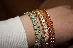 DIY Nordstrom Bracelets! Easy and fun.