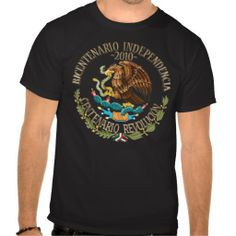 Mexican Independence/Revolution T Shirts shipping to Banning, CA   #gravityx9 #zazzle #mexico