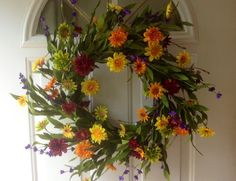 Colors Of Summer Artificial Wreath For Front Door Wreaths For Door,http://www.amazon.com/dp/B00JLSRCX0/ref=cm_sw_r_pi_dp_pPvztb0A8Q38CB0Y