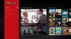 Netflix for Windows 8