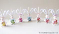 Easter Favor Lollipop