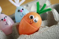 easter egg crafts #eggs #easter #crafts #diy #kids