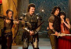 Your Highness Natalie Portman, Danny McBride, James Franco e Zooey Deschanel : Filme Trailer