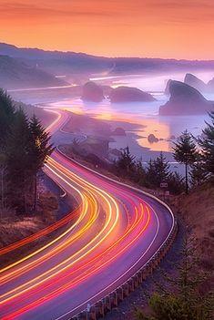 Pistol River Sunrise - Southern Oregon Coast
