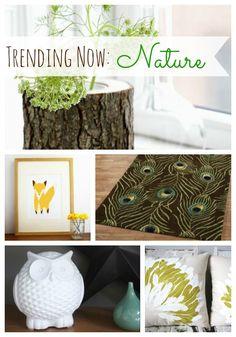Trending Now:  NATURE