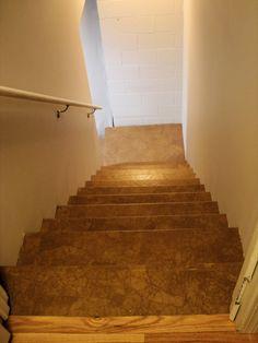 Brown paper bag flooring!!