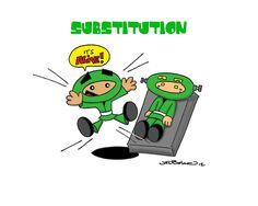 Substitution (SAMR model)