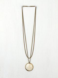 Yak Double Strange Necklace http://www.freepeople.com/whats-new/yak-double-strange-necklace/