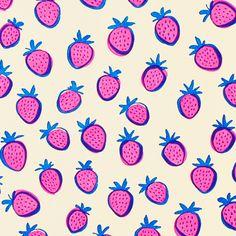 Hello Lucky - FRUITY STRAWBERRIES