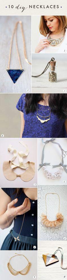 10 diy, craft day, diy necklace, diy accessories, accessories jewelry diy, diy bracelet, diy rings, last minute gifts, diy earrings
