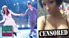 Bethany Mota's Shocking DWTS Performance - Nicki Minaj's Nip Slip Instag...