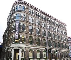 The Menier Chocolate Factory - the most innovative theatre space in London. The restaurant is well worth a visit too.