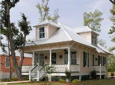 Katrina cottage plan.  Love it!!!