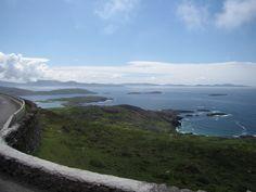 Coastline of Ireland