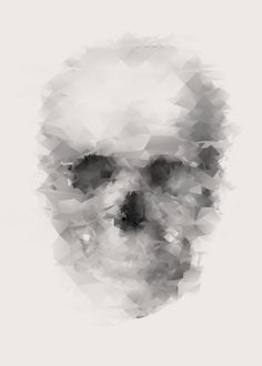 Skull #art #design #kysa