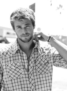Chris Hemsworth; Liam Hemsworth's brother and Thor
