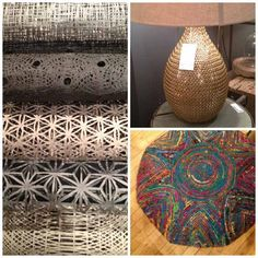 Woven Textures From Spring 2014 High Point Furniture Market