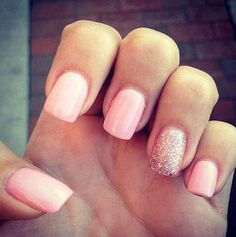 The accent nail is still on trend for fall 2013. Paint one accent nail in a similar color to your other fingers for a fun twist on a manicure.