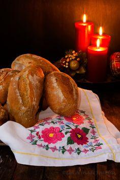 La cocina de Frabisa: Receta de Weizenbrötchen: Panecillos de Navidad