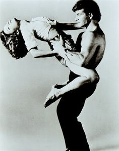 Johnny dance with me!