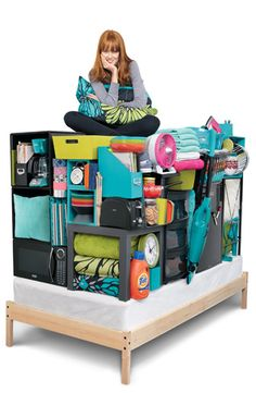 Love Target's dorm stuff!  I'm just going to do this to my room.